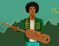 Maalem Hendrix