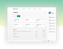 Timesheet Web Application