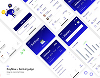 PayNow - Mobile Banking App