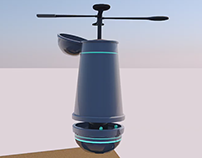 Motion Design - Robot 2014