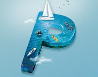Palmarina Bodrum / Advertising Composition