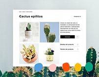 tucactus - ecommerce