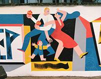 Otto&Kate Wall Berlin