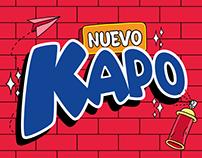 KAPO / Nuevo Envase