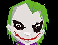 Joker illustrated