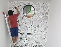 Mural 03 WitWorking / São José do Rio Preto . SP
