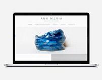 Ana María Taller sin Borde - Diseño Web / Web Design