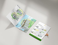 Plantas ilustradas Proyecto Attiva