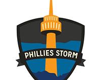 Phillies Storm FC Badge