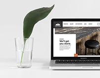 Rocktops Website