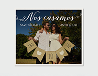 Diseño de Casamiento - Wedding Design