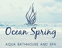 Ocean Spring Branding