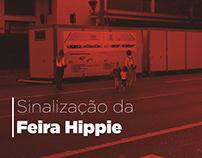 Projeto | Sinalização da Feira Hippie de Belo Horizonte