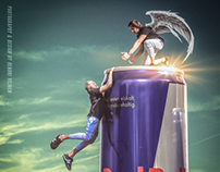 Help yourself to a Red Bull