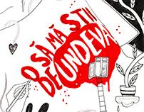 Book illustration | O sa ma stii de undeva |Petronela.R