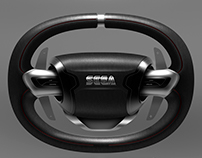 SEGA Steering Wheels