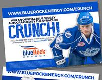 Crunch Contest Handouts