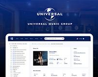 UMG - R2 UX CASE STUDY