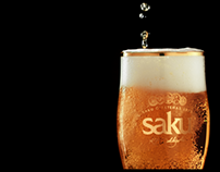 Saku Gold Ale Beer