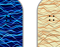 Wave board design