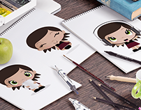 Character Design & Animation 2015