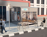 LIVE STORES STATION