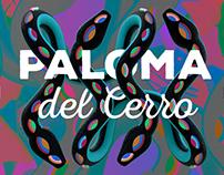 Paloma del Cerro -  Música / CD Diseño y Arte