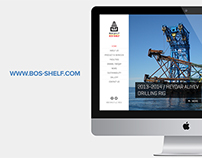 Web Design | Bos Shelf