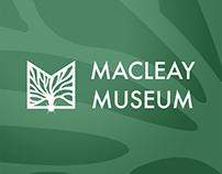 Macleay Museum Brand Identity