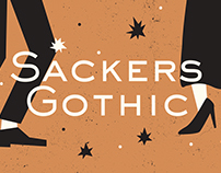 Sackers Gothic - Font