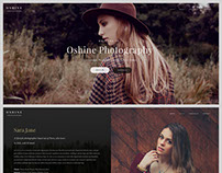 Oshine - Creative Multi-Purpose Portfolio Theme