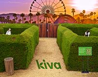 Kiva Experiential Campaign