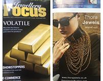 Jewellery Focus Magazine - September 2015
