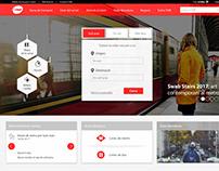 City transport web