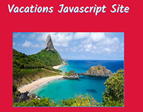Vacations Javascript Site 1