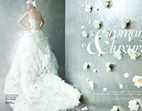 Harper's Bazaar Indonesia Wedding Ideas Nov'14