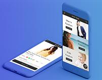 E-Commerce Shopping App UI Kit (Sneak Peak)