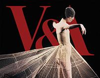 V&A Savage Beauty Poster