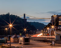 Bristol at Night