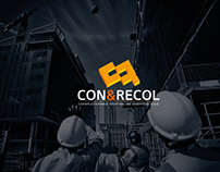 Conrecol Identity and Website Design