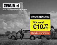 Zekur autoverzekering
