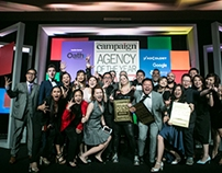 Campaign Asia 2017 Agency of the Year