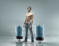 LittleBIG LTB Jeans Summer Season Bilboard Ad Campaign