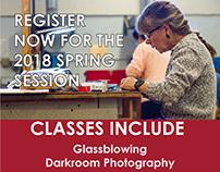 Class Registration CC Email Design