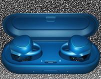Gear IconX Samsung
