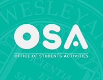 OSA Rebranding