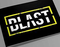 BLAST Magazine Re-brand