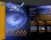 NASA CYGNSS Exhibit