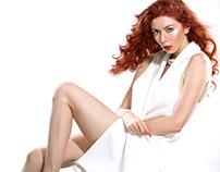 White & White - Plurielle Magazine Septembre 2015