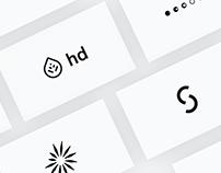 Logos 2014—2016